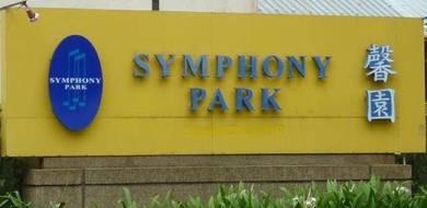 Symphony Park, Jelutong, High Floor