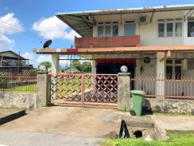 Double Storey Corner House At Jalan Intan( 8.3 points)