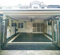 [FULLY FURNISHED] 2 Storey House, Taman Muhibbah, Sungai Chua, Kajang
