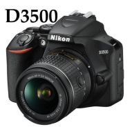 NEW Nikon D3500 DSLR with AFP 18-55mm VR Lens
