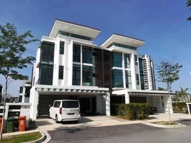 Modern 2.5 Storey Fera Twinvilla Semi-D, Presint 8, Putrajaya
