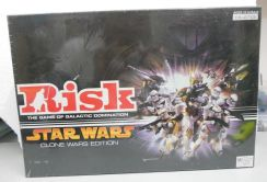 Risk - board game - star wars clon3 wars edition