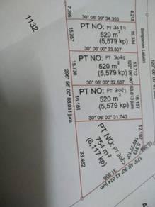 Tanah lot untuk dijual serta buat rumah