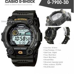 [TOP GSHOCK] Exclusive G-Shock G-7900-3