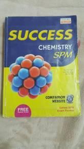 SPM Chemistry Ref Book