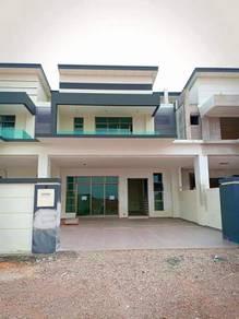 Kluang Taman Setia Mutiara Double Storey Terrace New House For Sales