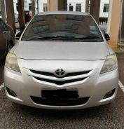 Toyota Vios NCP93 ORIGINAL Front Grill