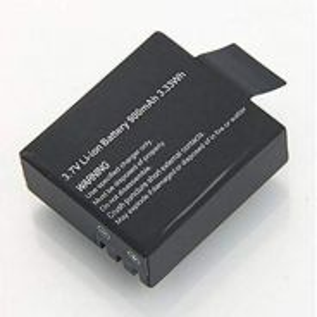 Action camera battery