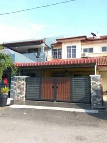 Full Reno Extended Double Storey House.Bandar Tasik Kesuma. Semenyih