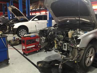 Vw audi a4 a5 a6 a7 engine REPAIR rebuilt