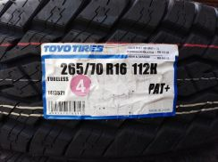 265/70/16 Toyo Open Country AT+ Tyre Japan Tayar