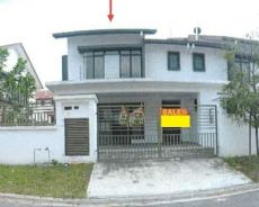 2 Storey Terrace House in Taman Pelangi Indah, Ulu Tiram, Johor