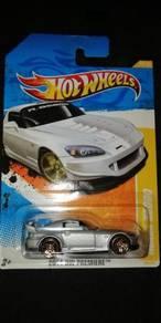 Hotwheels Honda S2000 Silver