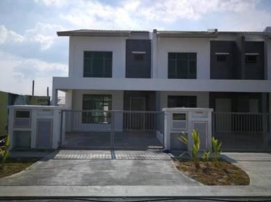 20x70   Brogania   Taman Sempurna Jaya  Full Loan   Free MOT