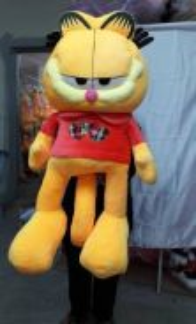 Garfield 120cm