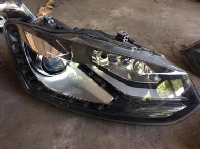 Volkswagen polo GTI headlamp RH