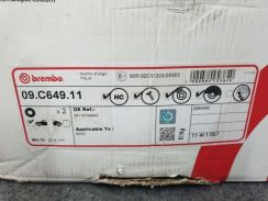 300Mm brembo front discs - BMW E90