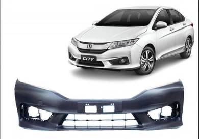 Honda city 2014 gm6 front bumper