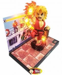Very Q Street Fighter ken Toy Model