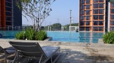 Kanvas soho cyberjaya - 1 bedroom 1 bathroom 4.3/5 residents rating
