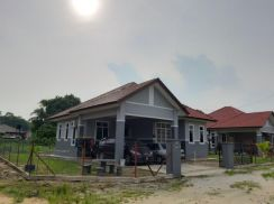 Rumah Banglo Comel di Kg But, Ketereh, Kota Bharu Kelantan