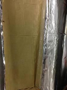 Sound proof aluminium bitumen