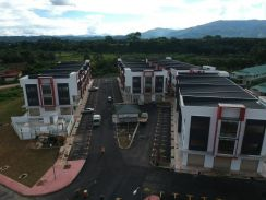 The Pampang Cove Keningau ( 3 storey commercial shop-offices)