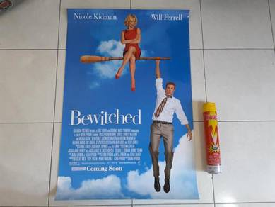 Poster Original BEWITCHED Limited Edition 2005