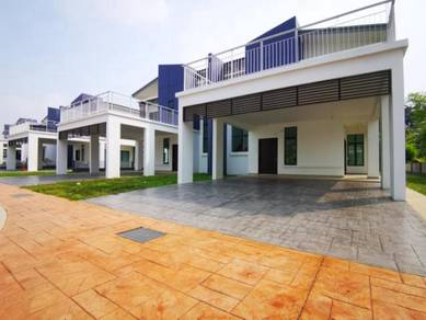 BRAND NEW 2 Storey Semi D - Perdana Lakeview East, Cyberjaya (5R 4B)