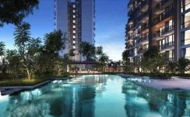 FREEHOLD Semenyih Condominium - FREE 80% Furniture   2 Carpark