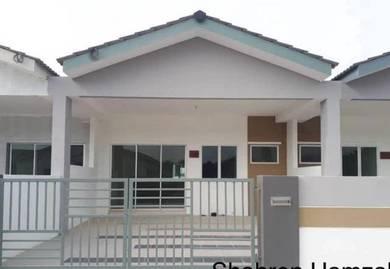 [1 sty rumah] BARU, Zero Deposit Free Legal Fee