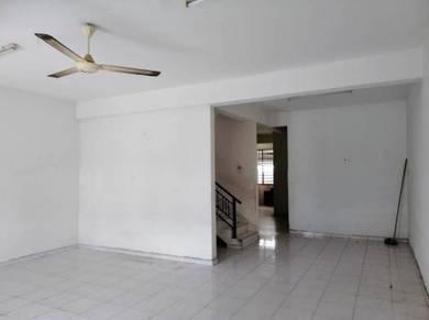 Pulai Utama Double Storey/Full Loan/Renovated/Good Condition/Skudai