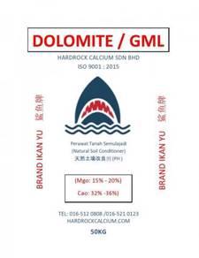 Dolomite/ Ground Magnesium Limestone (GML)