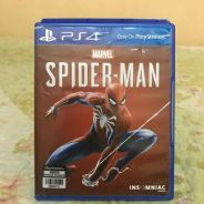 Game spiderman for ps4