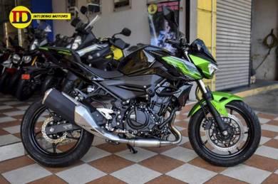 Kawasaki new z250 abs z 250 abs