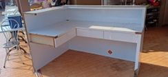 Used L shape counter forsale