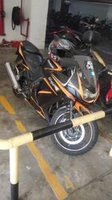 Kawasaki Ninja 250 tip top