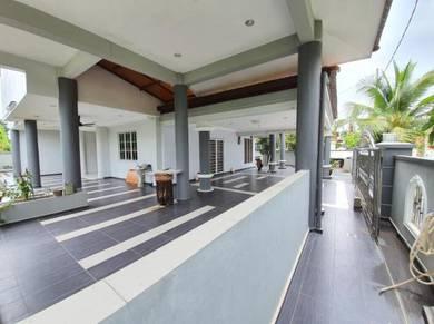 Freehold 2 Storey Bungalow Tmn Ara Permai Batu Berendam Melaka