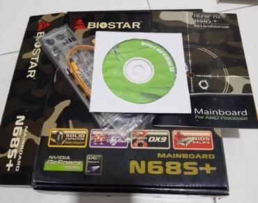 Biostar Am2+ Pc Motherboard