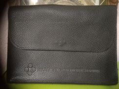 Genuine Leather Clutch Bag - Nissan ( siap hantar)