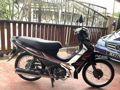 SYM E BONUS 110cc TAHUN 2016