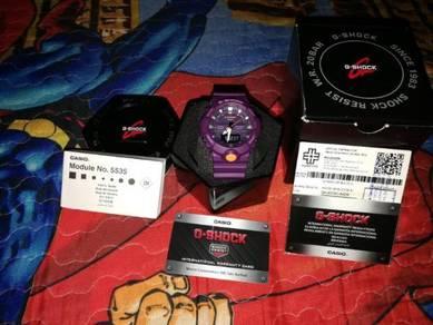 Gshock GA800sc 6adr