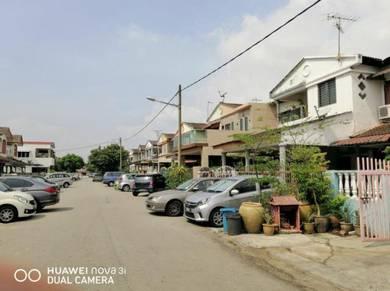 2 storey house. Tmn Klang Utama. Klang