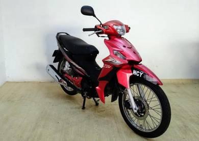 Suzuki Smash V115 V 115 ( lagenda ) 2014 - OTR