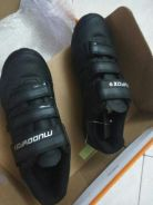 Muddyfox mountain bike clip shoes