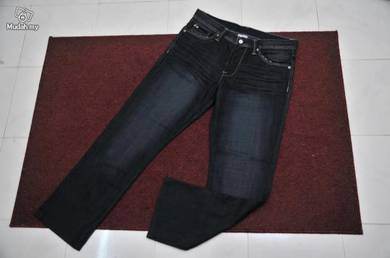 Zara jeans authentic denim slim fit w34