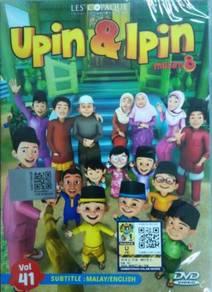 DVD UPIN Dan IPIN Musim 8 Vol.41