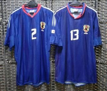 FANS version jersey japan 2004/05 COMBO 2 helai