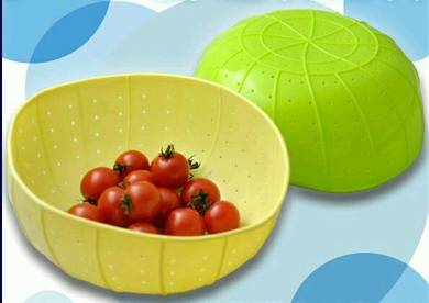 Japan multifunctional silicone kitchen basket