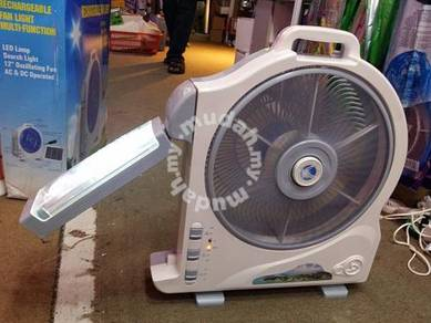 AsotaTV Multifunctional Rechargeable Fan